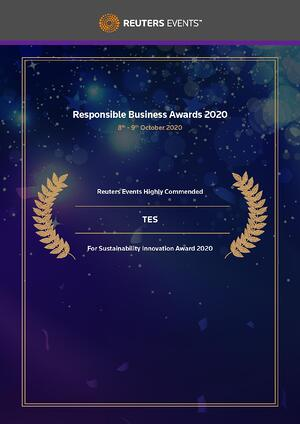 TES _ Responsible Business Awards Finalist