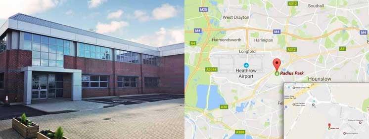 TES - New premises in Feltham