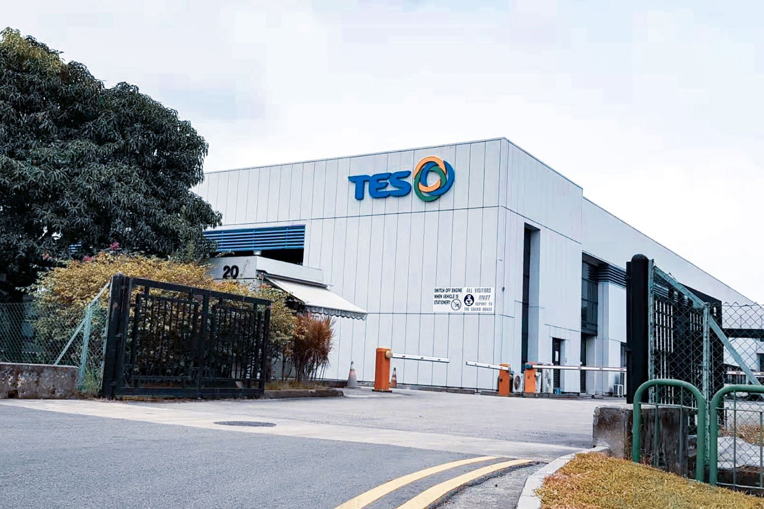 TES Battery Facility Officially Opens