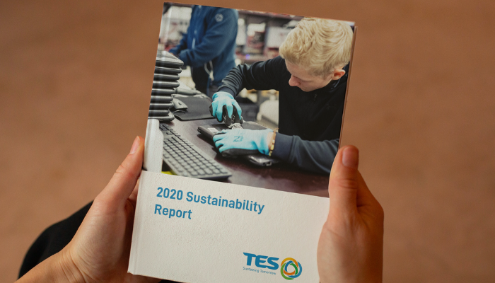 TES Sustainability Report